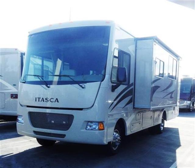 New 2015 Itasca Sunstar 31KE Class A - Gas For Sale